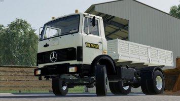 Mercedes 817 fs19