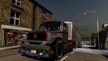Mercedes Benz Formula Truck fs19