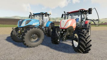 New Holland T7 Series v1.1 fs19