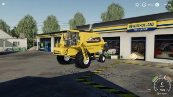 New Holland Tc 59 fs19