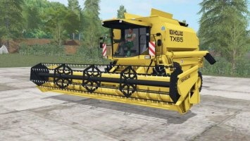 New Holland TX65 fs19