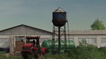 Old Water Tower fs19
