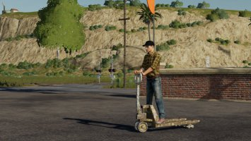 Real use for hadlifter: Scooter fs19
