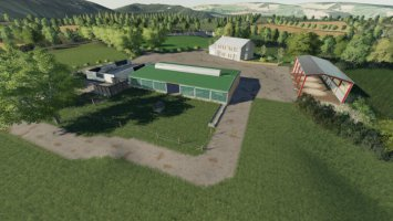 The Angevin Countryside FS19
