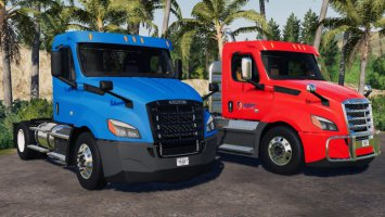 2021 Freightliner Cascadia 116 Day Cab