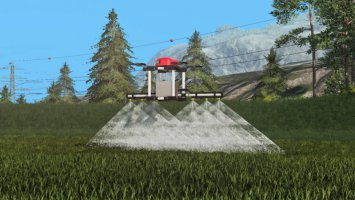 Agricultural Drone fs19