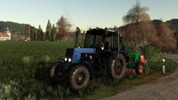 Belarus 821 Blue by TeoR BETA fs19