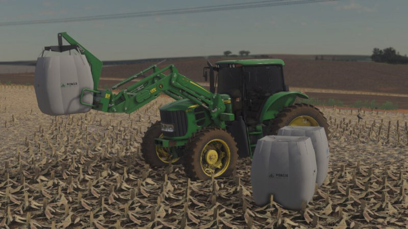 Big Bag And Support Package FS19