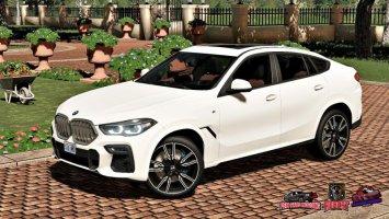 BMW X6 M Sport 2020 fs19