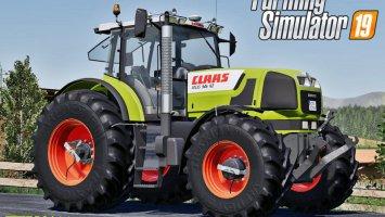 Claas Atles 900RZ Series fs19