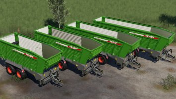 Fendt Tigo Package fs19