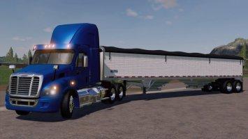 Freightliner Cascadia 113 Evolution Day Cab