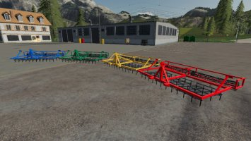 Homemade Hungarian Combinator fs19