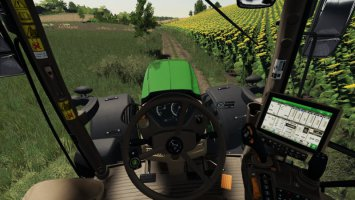 John Deere 6R LED update FS19