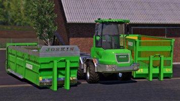 Joskin Cargo Track Pack fs19