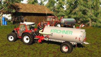 Kirchner T6000 v1.2 fs19