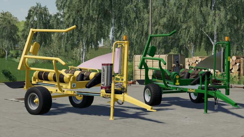 Lizard 991 FS19