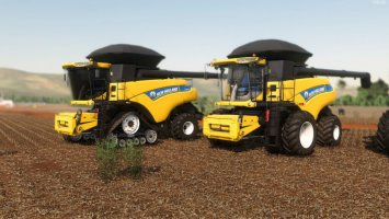 New Holland CR EVO Series fs19