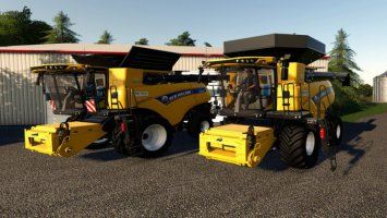 New Holland CR10.90 US fs19