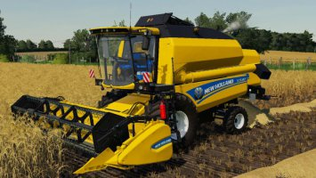 New Holland TC5.80 Pack fs19