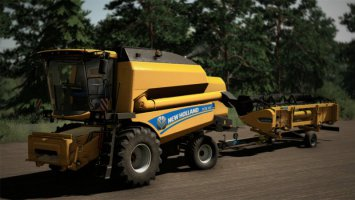 New Holland TC5 Series v1.0.1.0 fs19