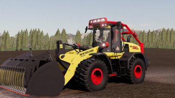 New Holland W-190 Forestier v2.0 fs19