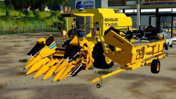 Pack New Holland TX66 fs19