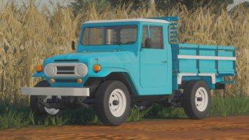 Pickup 1969 Brazil v1.1 fs19