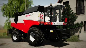 Rostselmash Torum 760 fs19
