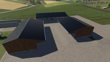 Shed Pack 24m, 32m, 40m fs19