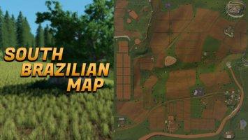 Südbrasilianische Karte v1.0.1.0 fs19