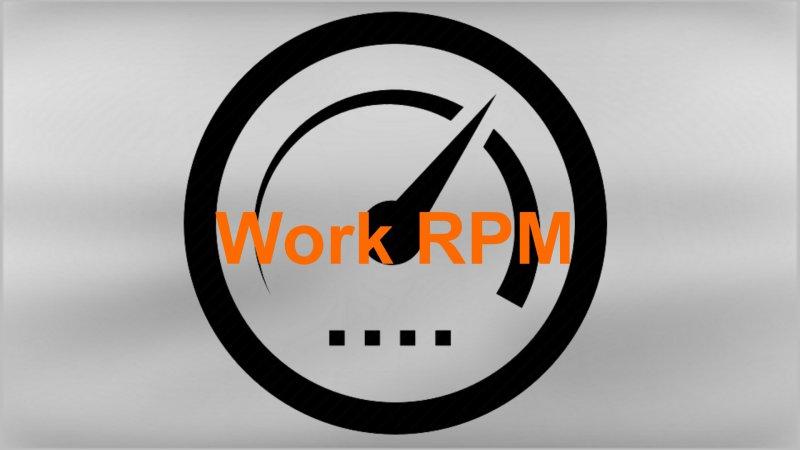 Work RPM FS19