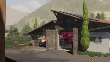 Alpine Cow Barn fs19