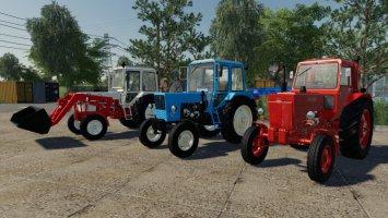 Belarus 2WD Pack fs19