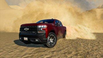 Chevrolet Silverado Trail Boss 2019
