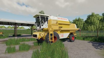CLAAS DOMINATOR 106 YELLOW fs19