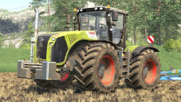 CLAAS Xerion 4000/5000 Series fs19