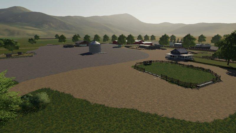 Eureka Farms v1.1.1 FS19