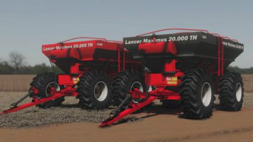 Lizard Maximus 20000 TH v1.1 fs19