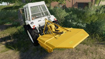 Lizard RC Mower fs19