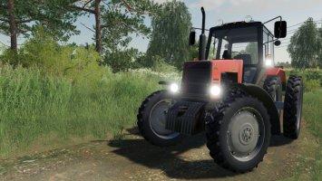 MTZ-1221 Sarex fs19