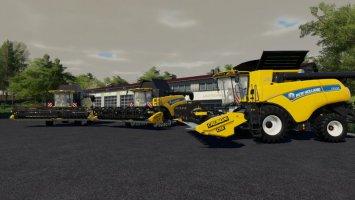 New Holland CR 6.90 v1.3 fs19
