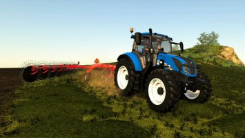New Holland T5 Series US v1.0.0.1 fs19