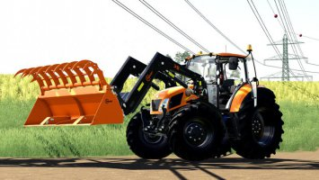 New Holland T5 Utility Series v1.1 fs19