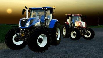 New Holland T7 Series v1.3 fs19