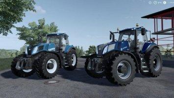 New Holland T8 fs19