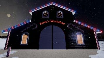 Santa's Workshop fs19