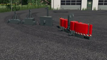 Schöma Weight Pack fs19