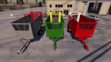 Atrelado Trailers Pack fs19