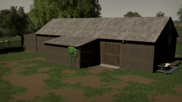 Barn With A Workshop fs19